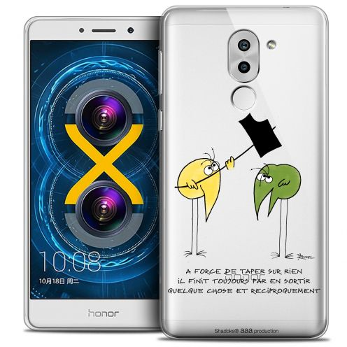 Coque Gel Huawei Honor 6X Extra Fine Les Shadoks® - A Force