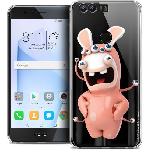 """Coque Gel Huawei Honor 8 (5.2"""") Extra Fine Lapins Crétins™ - Extraterrestre"""
