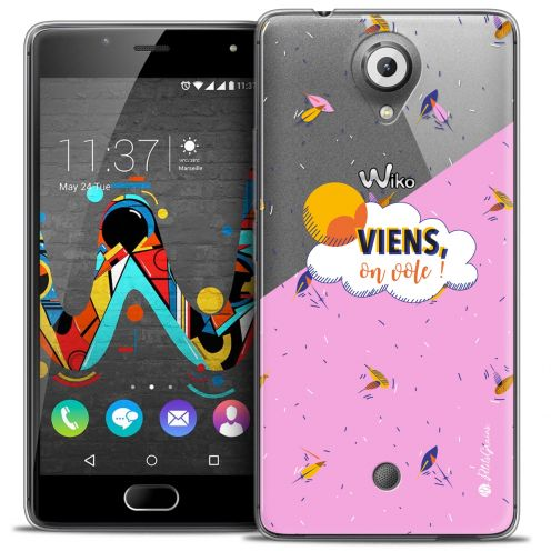 Coque Gel Wiko U Feel Extra Fine Petits Grains® - VIENS, On Vole !