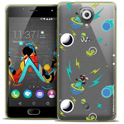 Coque Gel Wiko U Feel Extra Fine Lapins Crétins™ - Space 1