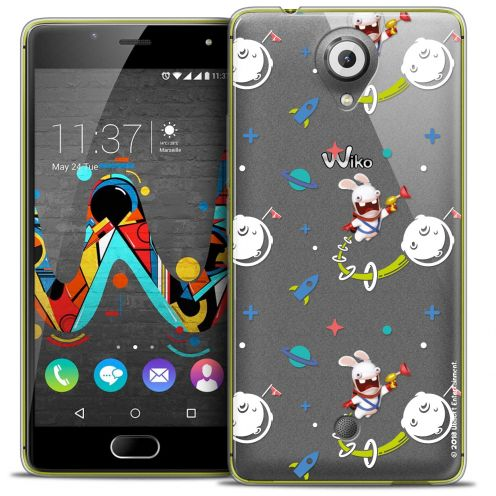 Coque Gel Wiko U Feel Extra Fine Lapins Crétins™ - Space 2