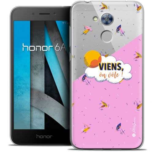 "Coque Gel Huawei Honor 6A (5"") Extra Fine Petits Grains® - VIENS, On Vole !"