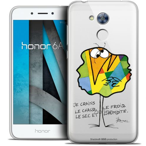 """Coque Gel Huawei Honor 6A (5"""") Extra Fine Les Shadoks® - Chaud ou Froid"""