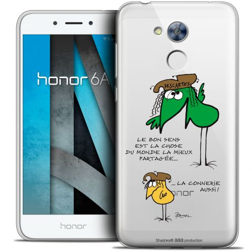 """Coque Gel Huawei Honor 6A (5"""") Extra Fine Les Shadoks® - Le Partage"""