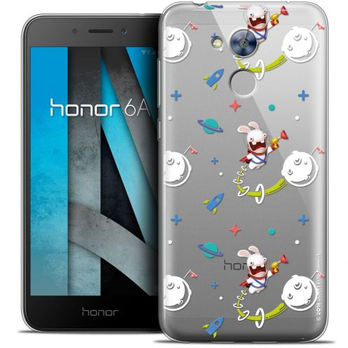 "Coque Gel Huawei Honor 6A (5"") Extra Fine Lapins Crétins™ - Space 2"