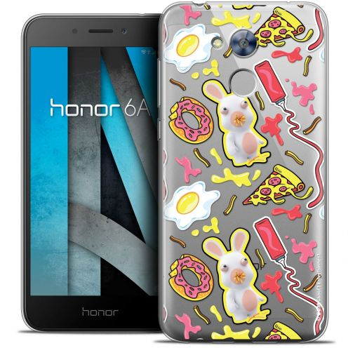 """Coque Gel Huawei Honor 6A (5"""") Extra Fine Lapins Crétins™ - Egg Pattern"""