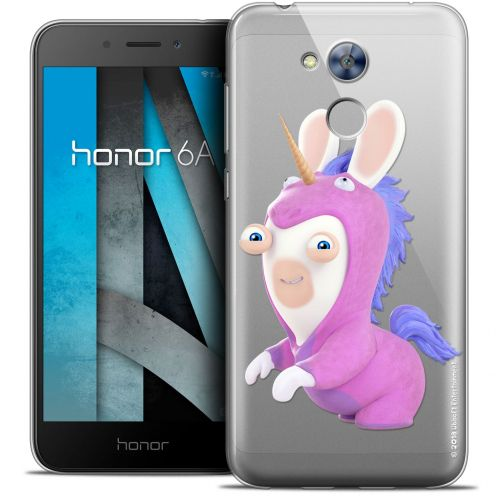 """Coque Gel Huawei Honor 6A (5"""") Extra Fine Lapins Crétins™ - Licorne"""