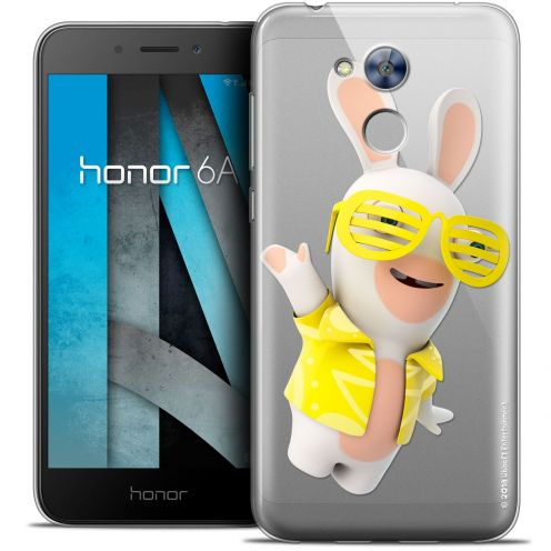 """Coque Gel Huawei Honor 6A (5"""") Extra Fine Lapins Crétins™ - Sun Glassss!"""