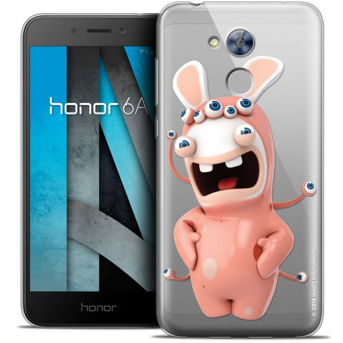 """Coque Gel Huawei Honor 6A (5"""") Extra Fine Lapins Crétins™ - Extraterrestre"""