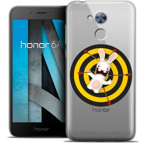 """Coque Gel Huawei Honor 6A (5"""") Extra Fine Lapins Crétins™ - Target"""