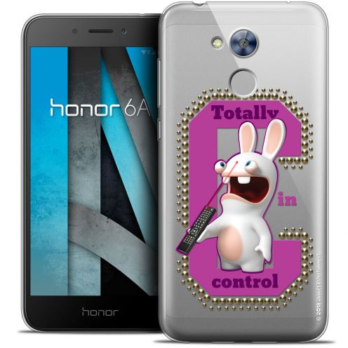 """Coque Gel Huawei Honor 6A (5"""") Extra Fine Lapins Crétins™ - In Control !"""