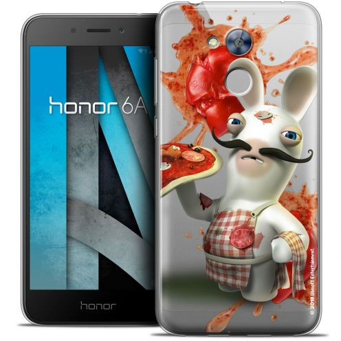 """Coque Gel Huawei Honor 6A (5"""") Extra Fine Lapins Crétins™ - Cuisinier"""