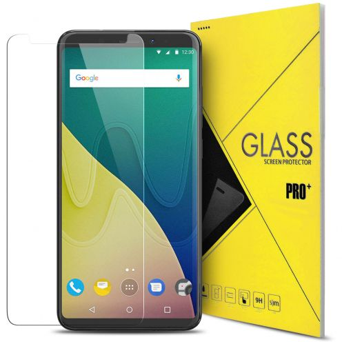 "Protection d'écran Verre trempé Wiko View XL (5.99"") 9H Glass Pro+ HD 0.33mm 2.5D"
