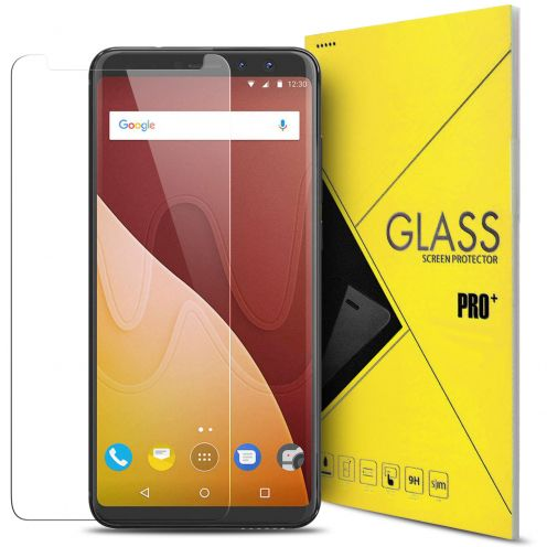 "Protection d'écran Verre trempé Wiko View PRIME (5.7"") 9H Glass Pro+ HD 0.33mm 2.5D"