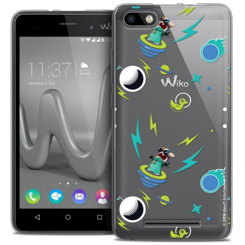 Coque Gel Wiko Lenny 3 Extra Fine Lapins Crétins™ - Space 1