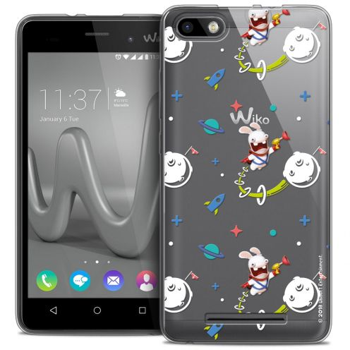 Coque Gel Wiko Lenny 3 Extra Fine Lapins Crétins™ - Space 2