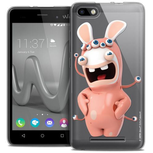 Coque Gel Wiko Lenny 3 Extra Fine Lapins Crétins™ - Extraterrestre