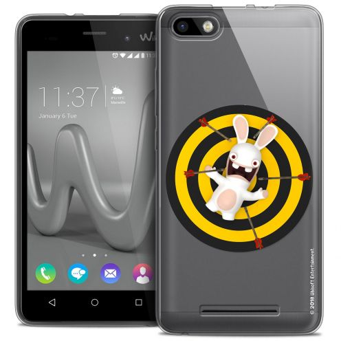 Coque Gel Wiko Lenny 3 Extra Fine Lapins Crétins™ - Target