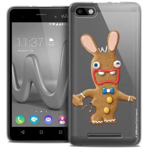 Coque Gel Wiko Lenny 3 Extra Fine Lapins Crétins™ - Cookie