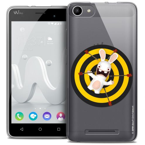 Coque Gel Wiko Jerry Extra Fine Lapins Crétins™ - Target