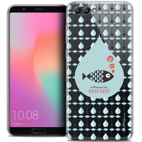 "Coque Gel Honor View 10 / V10 (6"") Extra Fine Petits Grains® - Le Poisson"