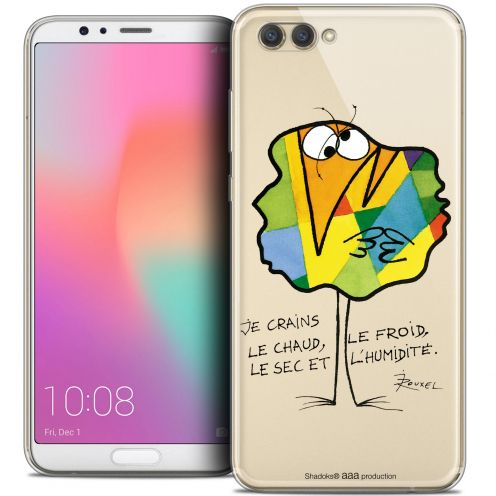 "Coque Gel Honor View 10 / V10 (6"") Extra Fine Les Shadoks® - Chaud ou Froid"