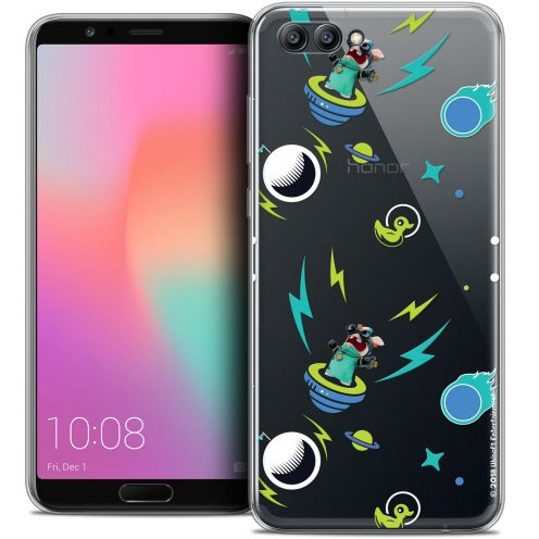 "Coque Gel Honor View 10 / V10 (6"") Extra Fine Lapins Crétins™ - Space 1"