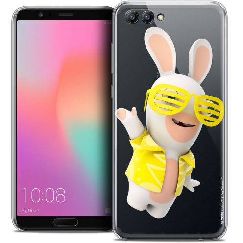 "Coque Gel Honor View 10 / V10 (6"") Extra Fine Lapins Crétins™ - Sun Glassss!"