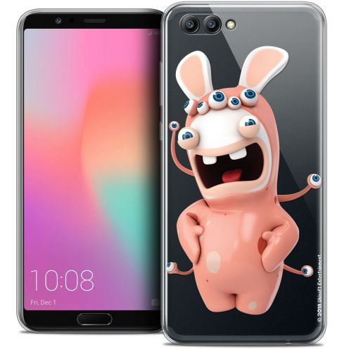 "Coque Gel Honor View 10 / V10 (6"") Extra Fine Lapins Crétins™ - Extraterrestre"