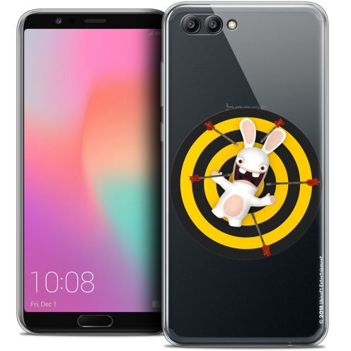 "Coque Gel Honor View 10 / V10 (6"") Extra Fine Lapins Crétins™ - Target"