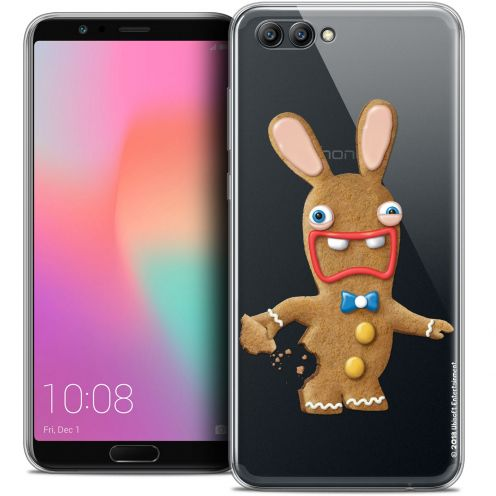 "Coque Gel Honor View 10 / V10 (6"") Extra Fine Lapins Crétins™ - Cookie"