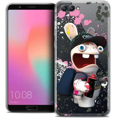 "Coque Gel Honor View 10 / V10 (6"") Extra Fine Lapins Crétins™ - Painter"