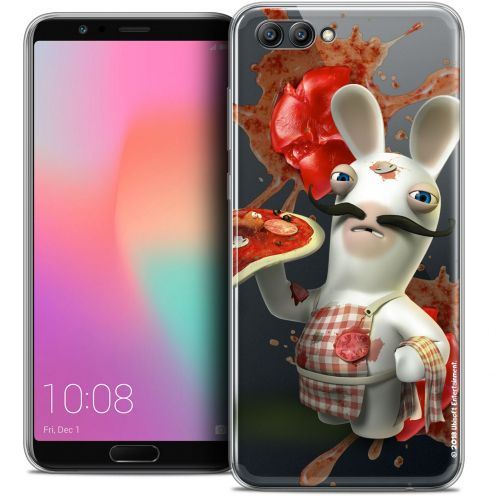 "Coque Gel Honor View 10 / V10 (6"") Extra Fine Lapins Crétins™ - Cuisinier"