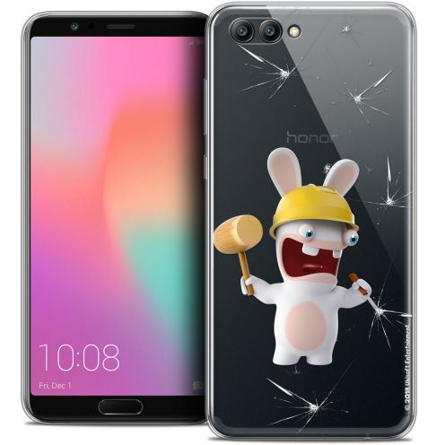 "Coque Gel Honor View 10 / V10 (6"") Extra Fine Lapins Crétins™ - Breaker"