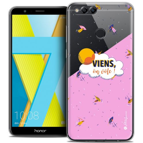 "Coque Gel Honor 7X (5.9"") Extra Fine Petits Grains® - VIENS, On Vole !"