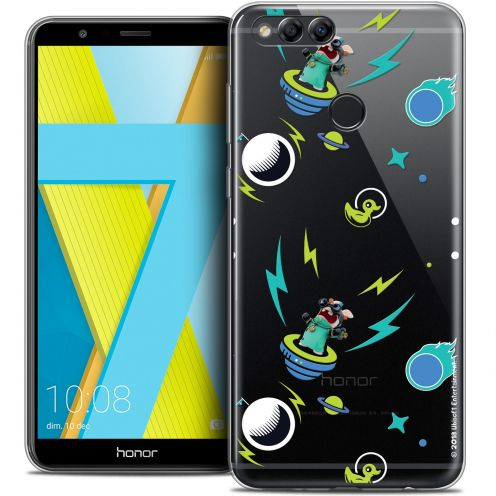 "Coque Gel Honor 7X (5.9"") Extra Fine Lapins Crétins™ - Space 1"