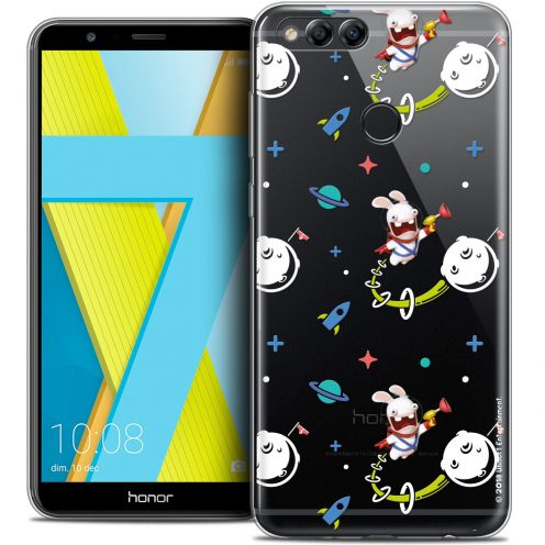 "Coque Gel Honor 7X (5.9"") Extra Fine Lapins Crétins™ - Space 2"