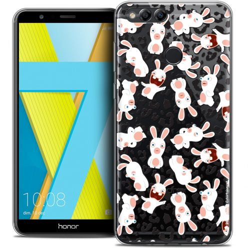 """Coque Gel Honor 7X (5.9"""") Extra Fine Lapins Crétins™ - Leopard Pattern"""