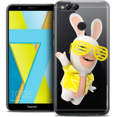 """Coque Gel Honor 7X (5.9"""") Extra Fine Lapins Crétins™ - Sun Glassss!"""