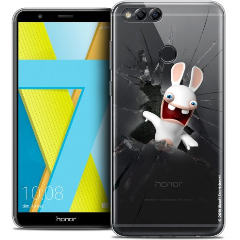 "Coque Gel Honor 7X (5.9"") Extra Fine Lapins Crétins™ - Breaking Glass"