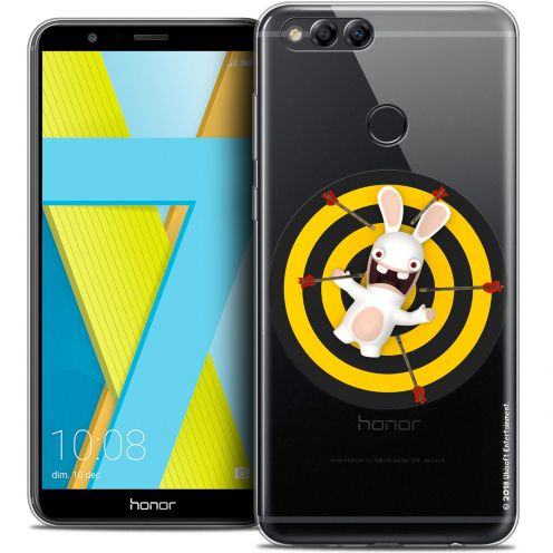 """Coque Gel Honor 7X (5.9"""") Extra Fine Lapins Crétins™ - Target"""