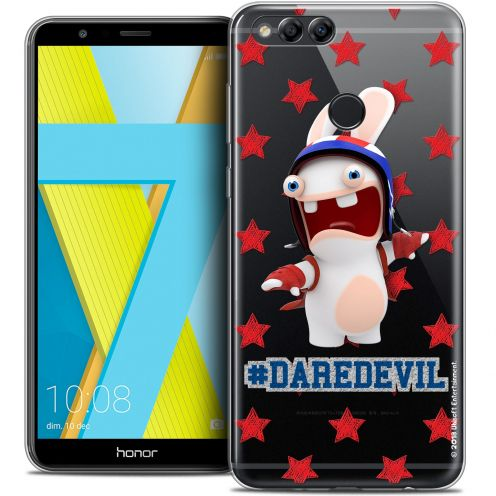 "Coque Gel Honor 7X (5.9"") Extra Fine Lapins Crétins™ - Dare Devil"