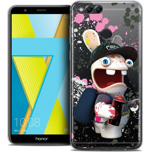 "Coque Gel Honor 7X (5.9"") Extra Fine Lapins Crétins™ - Painter"
