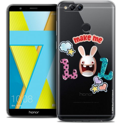 """Coque Gel Honor 7X (5.9"""") Extra Fine Lapins Crétins™ - LOL"""