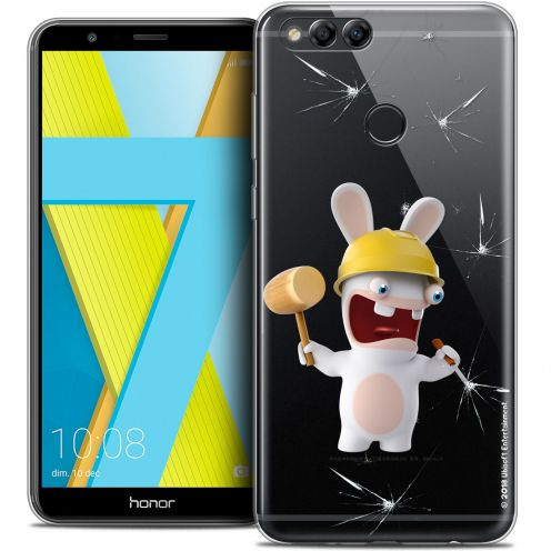 "Coque Gel Honor 7X (5.9"") Extra Fine Lapins Crétins™ - Breaker"