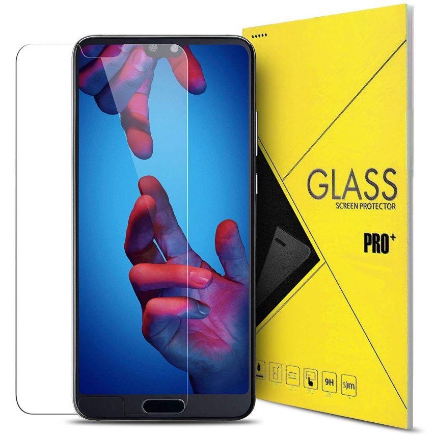 """Protection d'écran Verre trempé Huawei P20 (5.8"""") 9H Glass Pro+ HD 0.33mm 2.5D"""