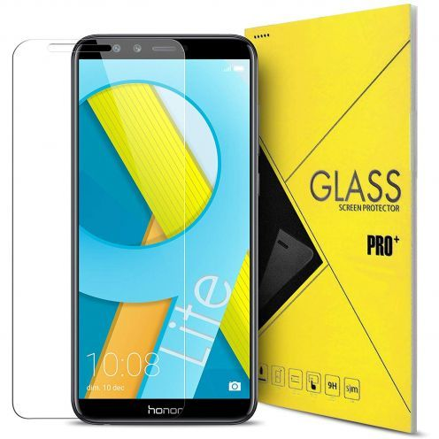 "Protection d'écran Verre trempé Honor 9 LITE (5.65"") 9H Glass Pro+ HD 0.33mm 2.5D"
