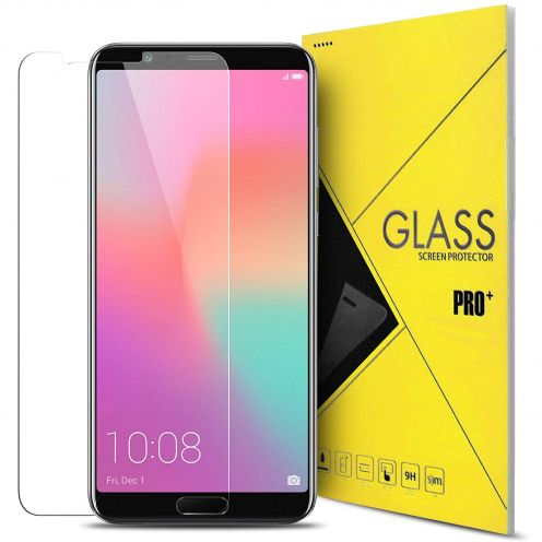"""Protection d'écran Verre trempé Honor View 10/V10 (5.99"""") 9H Glass Pro+ HD 0.33mm 2.5D"""