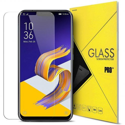 "Protection d'écran Verre trempé Asus Zenfone 5 ZE620KL (6.2"") 9H Glass Pro+ HD 0.33mm 2.5D"