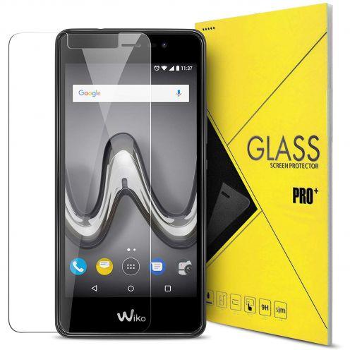 """Protection d'écran Verre trempé Wiko Tommy 2 (5"""") 9H Glass Pro+ HD 0.33mm 2.5D"""